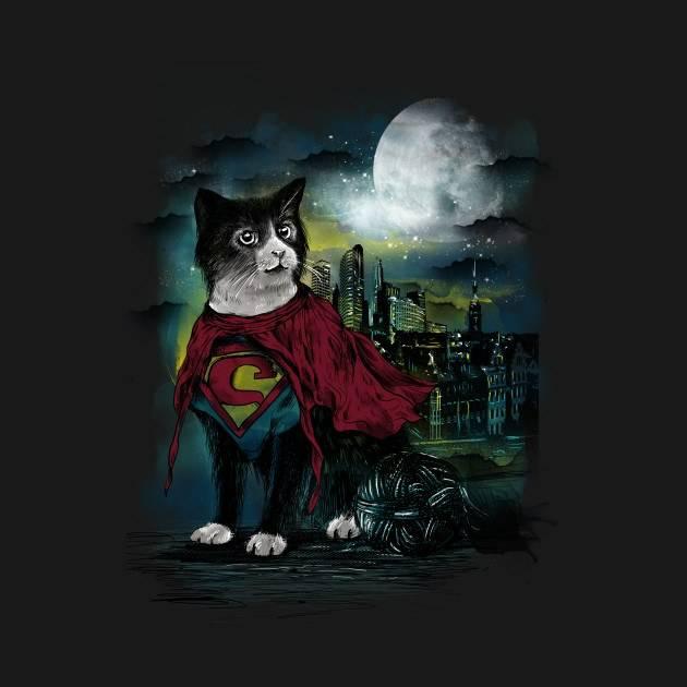 HERO OF THE NIGHT