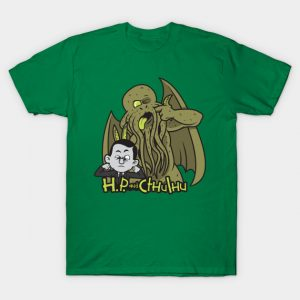 HP and Cthulhu T-Shirt