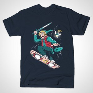 Link to the Future T-Shirt