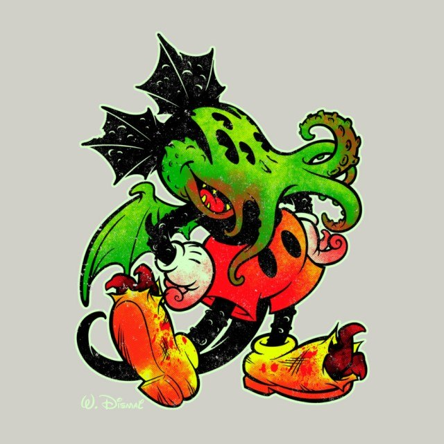 MICKTHULHU MOUSE