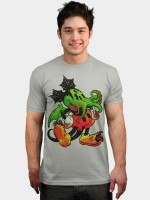Mickthulhu Mouse T-Shirt