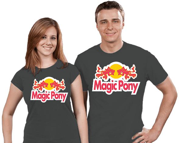 Magic Pony