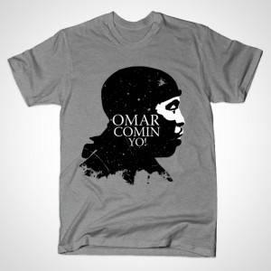 Omar Comin' YO!