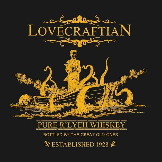 R'lyeh Whiskey