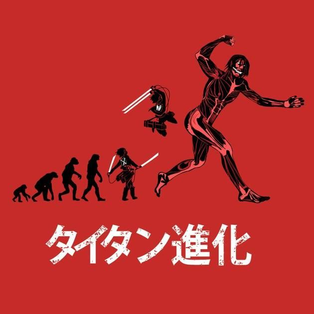 TITAN EVOLUTION