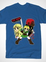 The hero vs the world T-Shirt