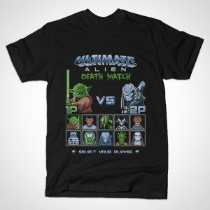 Ultimate Alien Death Match T-Shirt