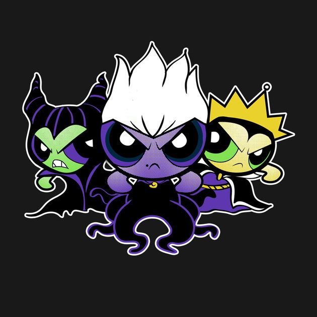 VILLAINPUFF GIRLS
