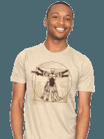 Vitruvian Cop T-Shirt