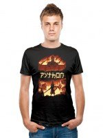Attack on Python T-Shirt