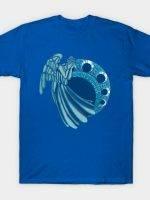 Weeping Angel Nouveau T-Shirt