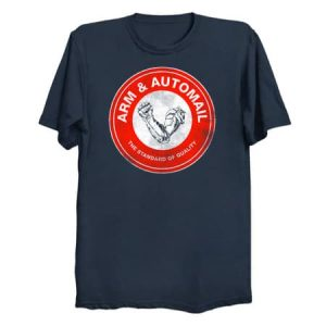Arm and Automail T-Shirt