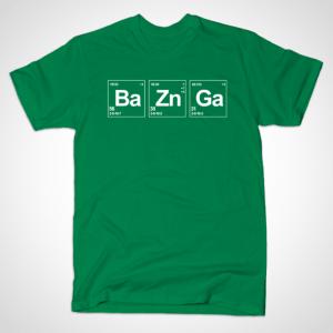 Breaking Bazinga