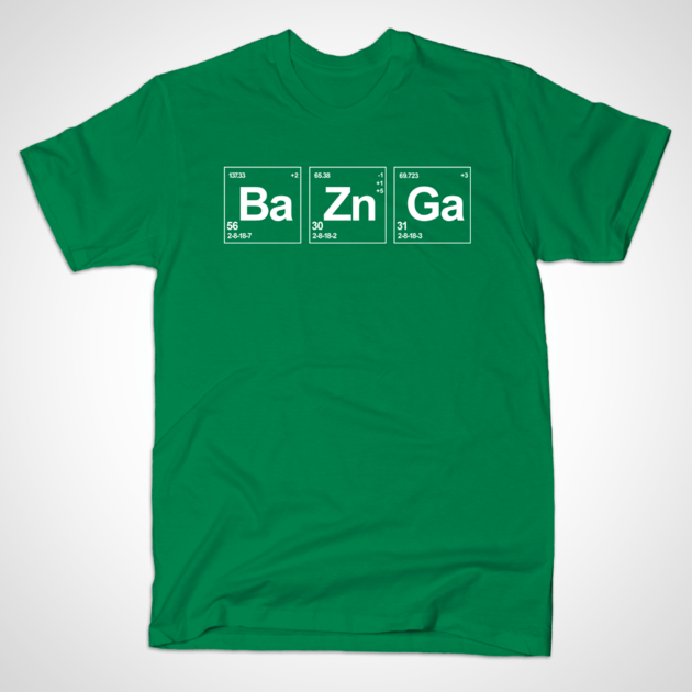 Breaking Bazinga