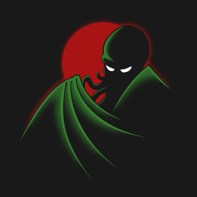 CTHULHU - THE ANIMATED SERIES