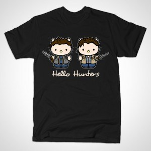 HELLO HUNTERS