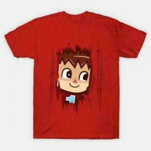 Heeeeere's.... the Villager T-Shirt