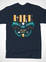 Marvin On Life T-Shirt