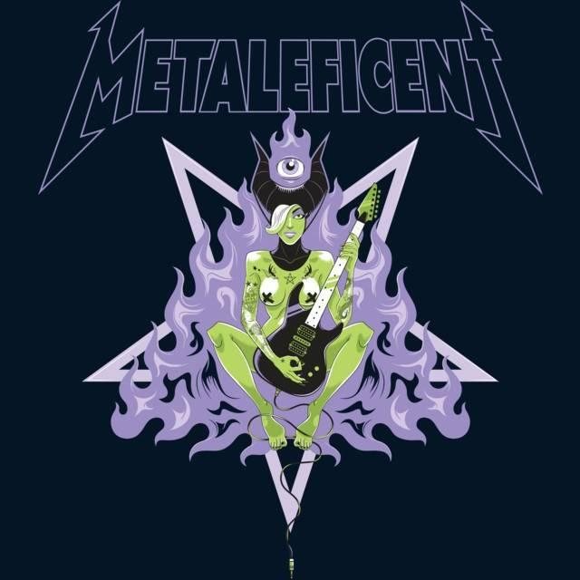 Metal Maleficent