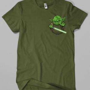 Pocket Jedi T-Shirt