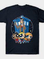 Professor Whotonium 10 T-Shirt