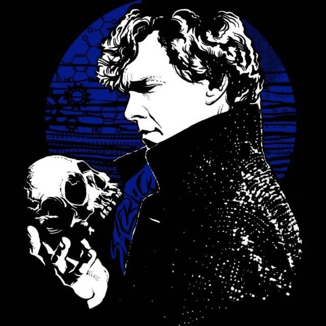 Sherlock Skull