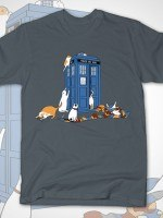 Tardis Cats T-Shirt