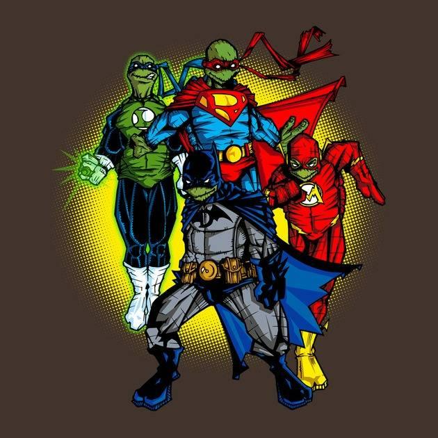 Teenage Mutant Turtle League
