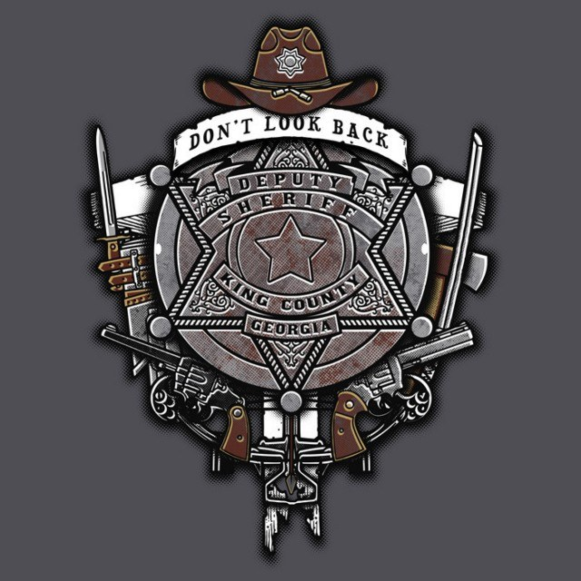 The Walking Crest
