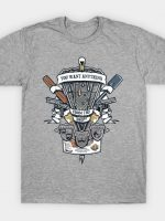 Three Flavours Crest T-Shirt