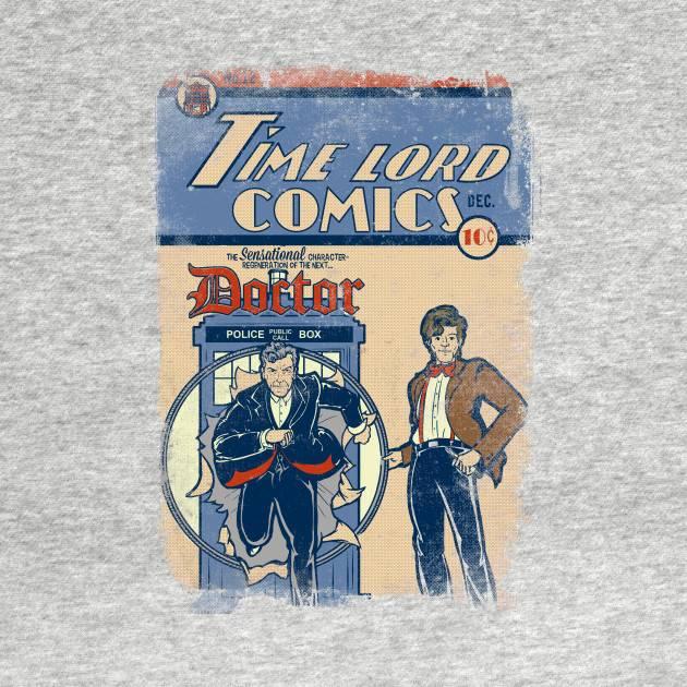 Time Lord Comics