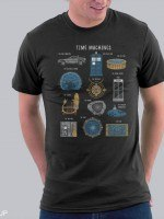 Time Machines Redux T-Shirt