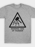 Warning: Thunder T-Shirt