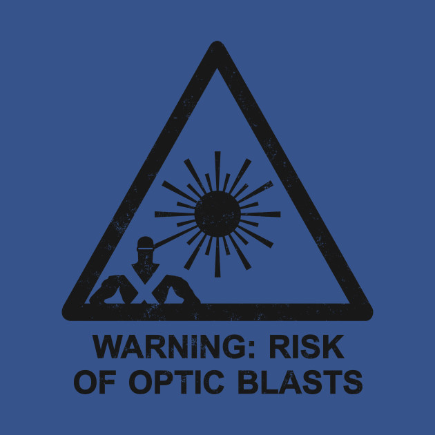 Warning Optic Blasts