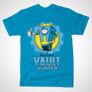 Welcome Vault Hunter