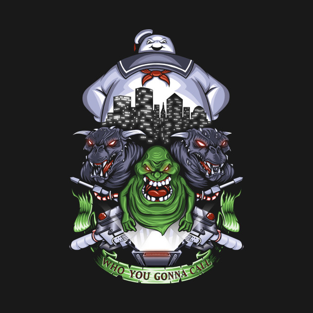 Who You Gonna Call