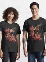 XIII WOLF MOON T-Shirt