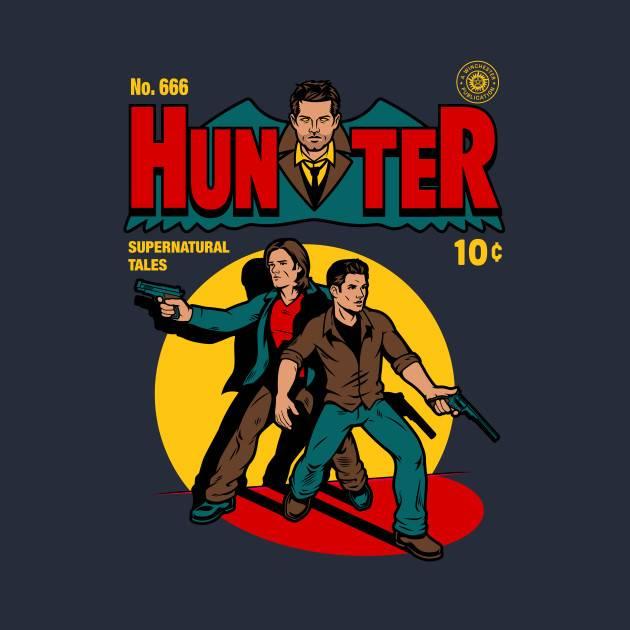 hunter comics