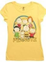 Womens Snoopy Peanuts T-Shirt