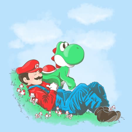 A Plumber and his Pet