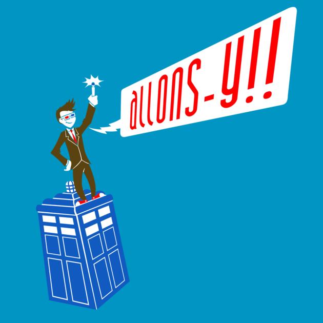 ALLONS-Y!!