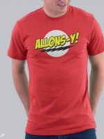 Big Bang Allons-y T-Shirt