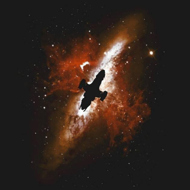 FIREFLY IN THE SKY