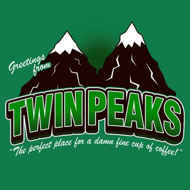 GREET. TWIN PEAKS
