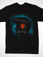 Goodbye - Text Version T-Shirt