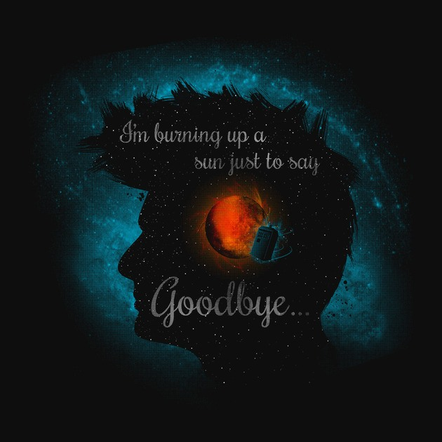 JUST TO SAY GOODBYE
