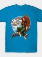 Shiny Spacecraft Repair T-Shirt