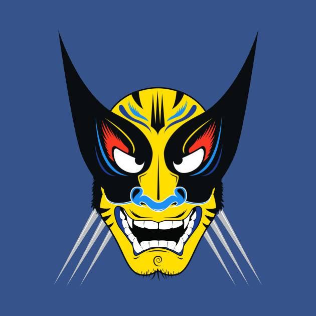 Kabuki Wolverine