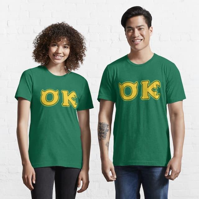 Oozma Kappa - OK T-Shirt