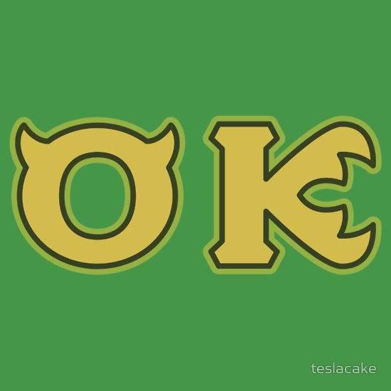 Oozma Kappa - OK